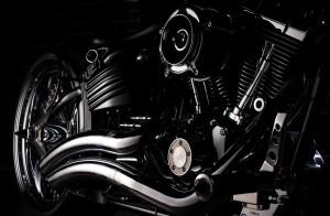 Sergei Gorin Photografy. Harley Davidson Custom